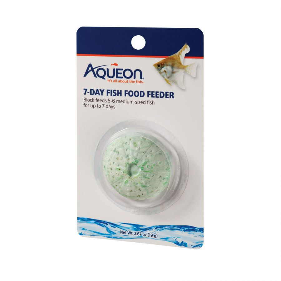 Aqueon 7-Day Fish Food Feeder