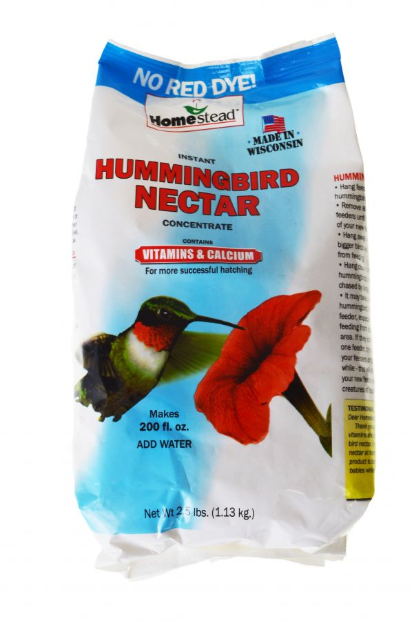 Hummingbird Nectar Sugar Concentrate Powder