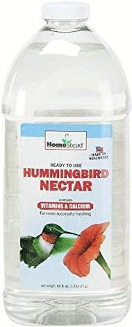 Homestead Hummingbird Clear Ready to use Nectar