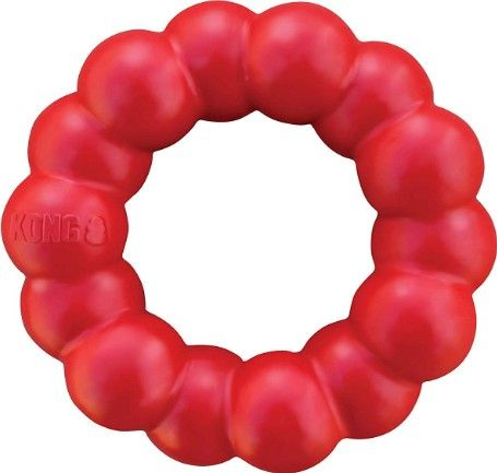 Kong Red Ring Medium/Large Chew Toy