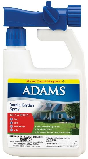 Adams Yard & Garden Spray for Flea & Tick