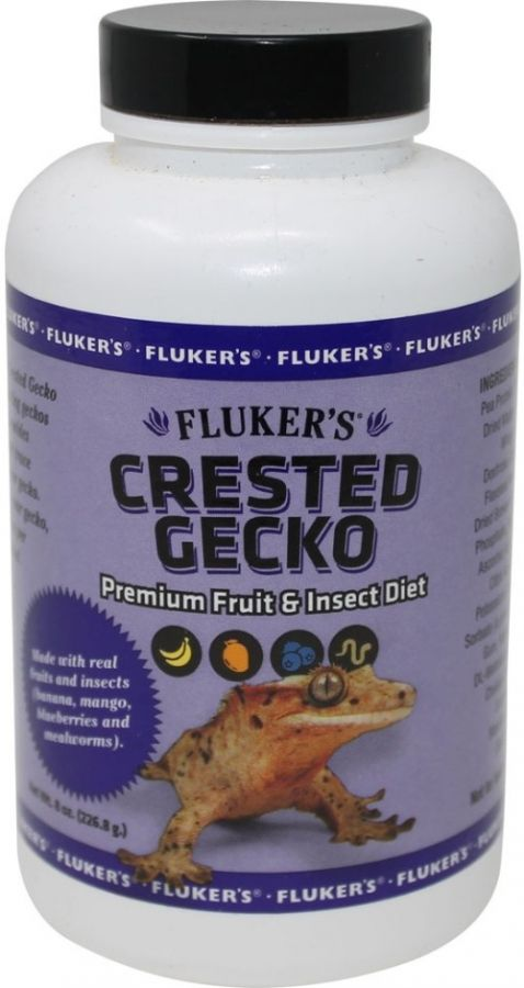 Flukers Premium Crested Gecko Diet