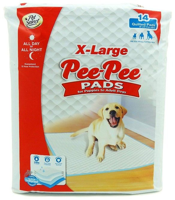 Four Paws Pee Pee Puppy Pads - X-Large
