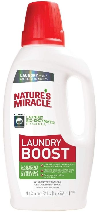 Natures Miracle Laundry Boost