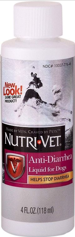 Nutri-Vet Wellness Anti-Diarrhea Liquid