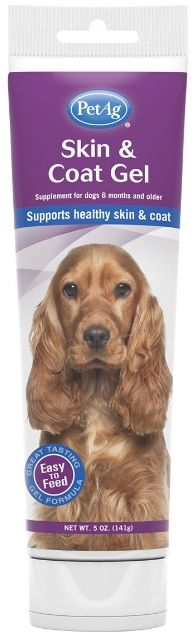 PetAg Skin & Coat Gel for Dogs