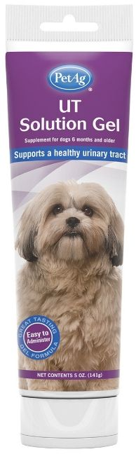 PetAg UT Solution Gel for Dogs