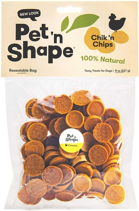 Pet 'n Shape Chik 'n Chips Dog Treats