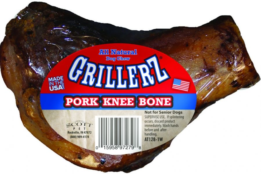 Grillerz Pork Knee Bone Dog Treat
