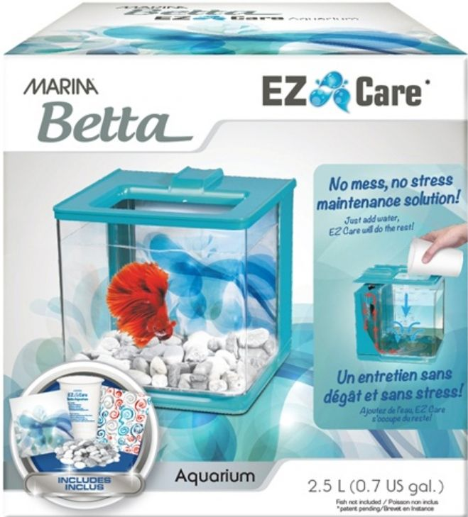 Marina Betta EZ Care Aquarium Kit
