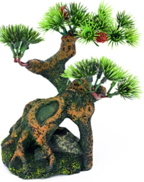 Penn Plax Bonsai Tree Aquarium Ornament