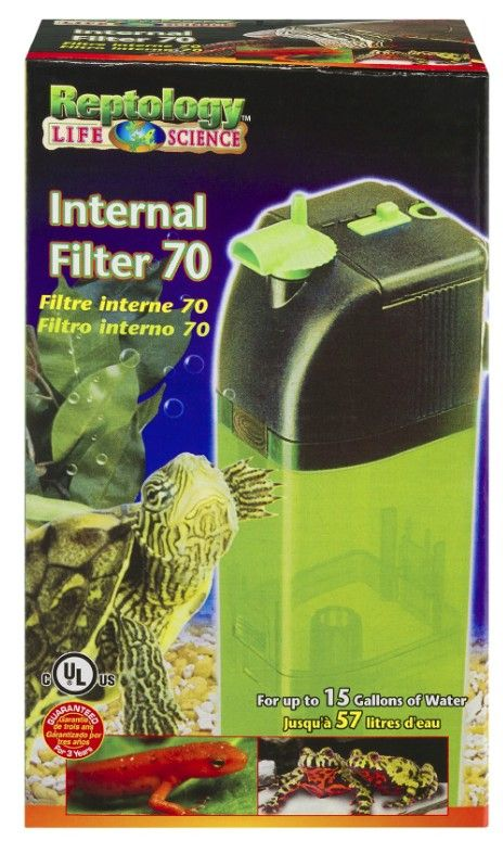 Reptology Internal Filter 70