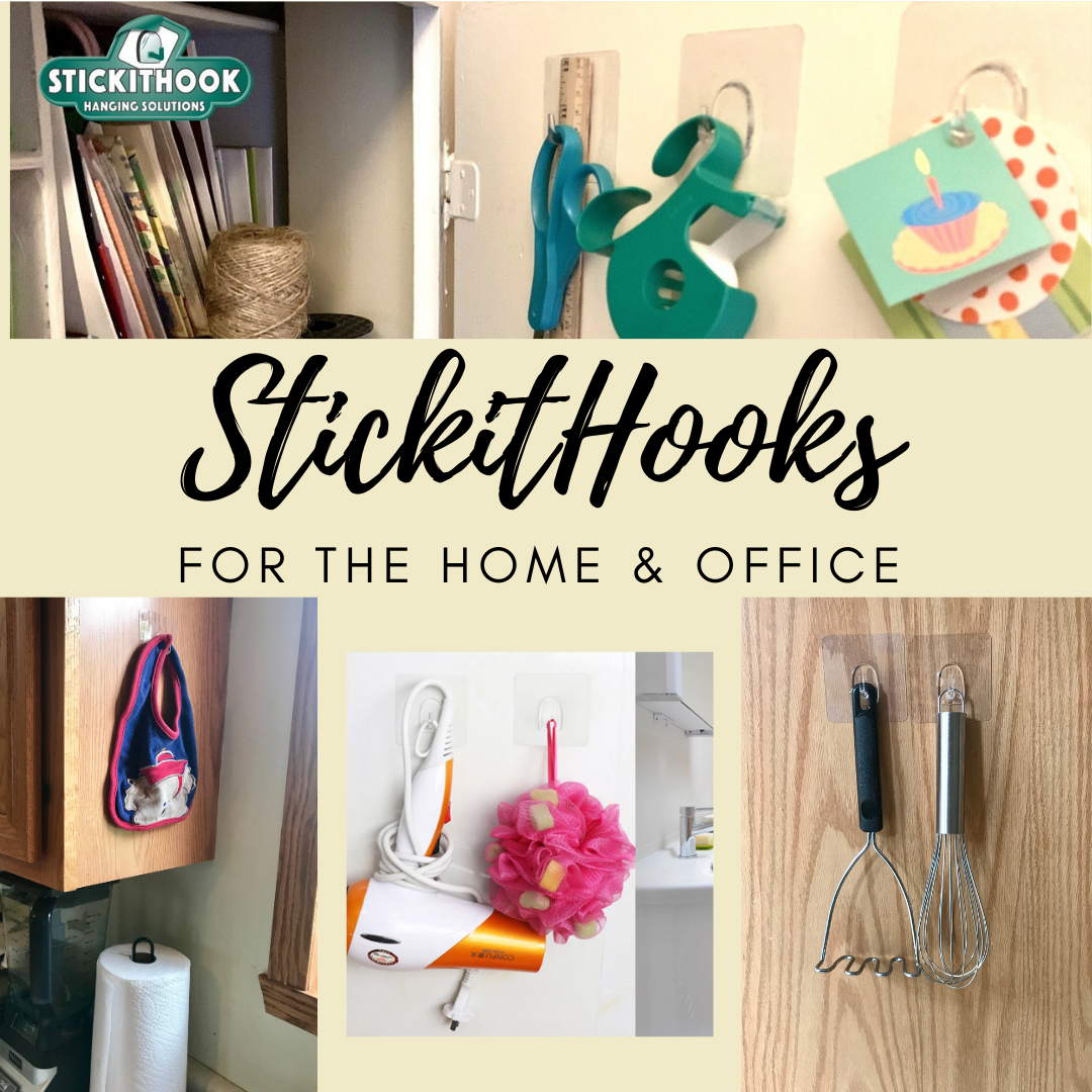 Save Time & Money with StickitHooks