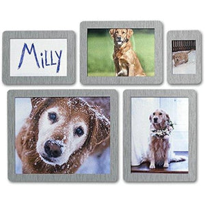 StickItFrame Collage Bundle in Silver