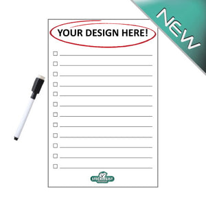 Design Your Own StickItList
