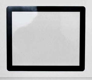 "Peel & Stick Photo Frame - Picture Frames, wall art, reusable self adhesive: no nails or tape, Reposition 100s of times to use again & again, 8""x10"""