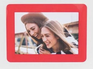 "Stickit Picture Frames -  Red - 4"" x 6"""