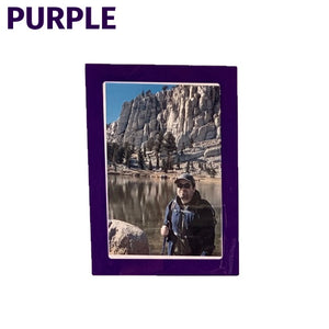 Purple 5 x 7 StickIt Frame
