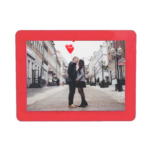 "StickIt Reusable Picture Frame – 4"" x 6"" – Multiple Colors"
