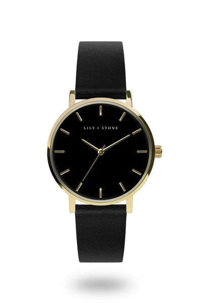 5th Avenue Collection - Gold/Black - Black