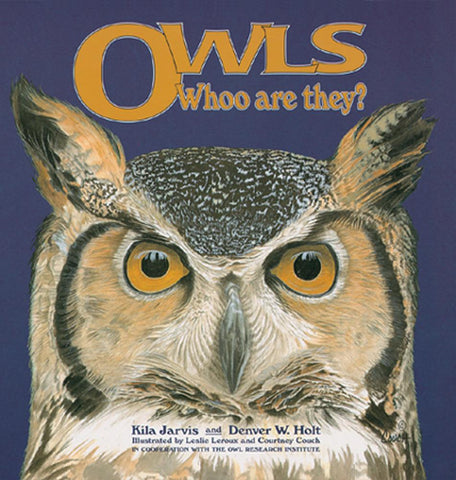 Owls, Whoo Are They?
