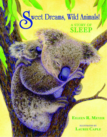 Sweet Dreams, Wild Animals!