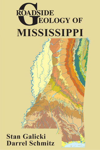 Roadside Geology of Mississippi