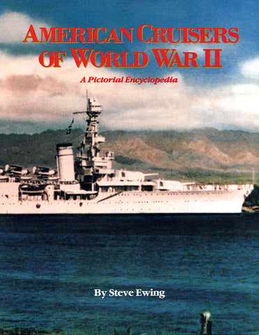 American Cruisers of World War II