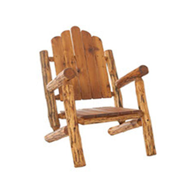 Crested Butte Single Log Chair