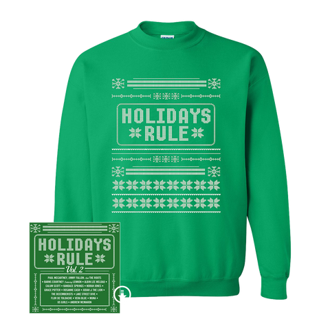 Digital Album + Christmas Sweater