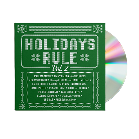 """Holidays Rule"" CD"