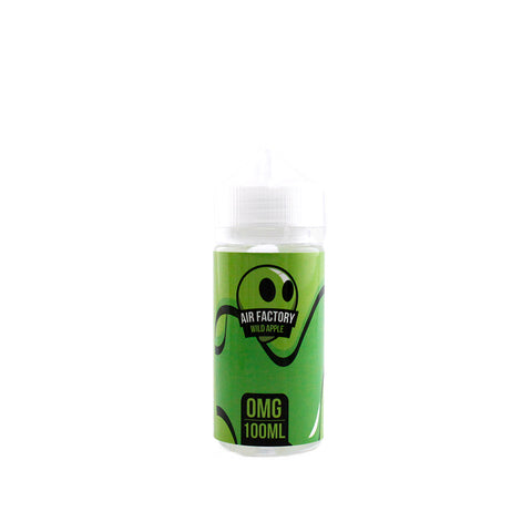 Wild Apple Air Factory E-Juice - Cheap Juice