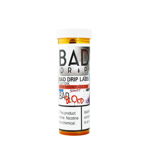 Bad Blood Bad Drip E-Juice Box - Cheap Juice
