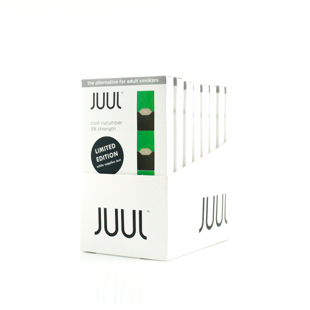 JUUL Pods | Cool Cucumber