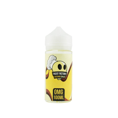 Custard Craze Air Factory E-Juice - Cheap Juice
