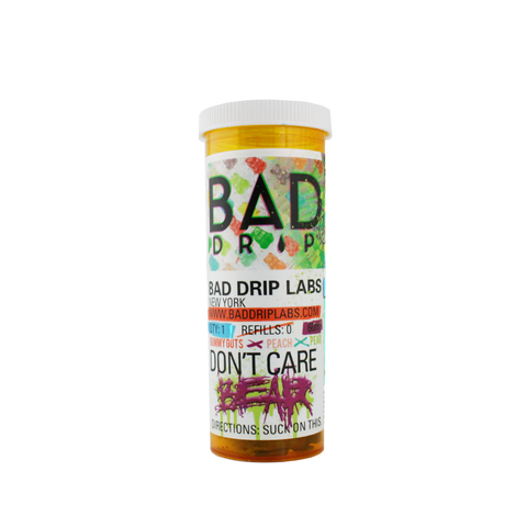 Don't Care Bear Box Bad Drip E-Juice - Cheap Juice