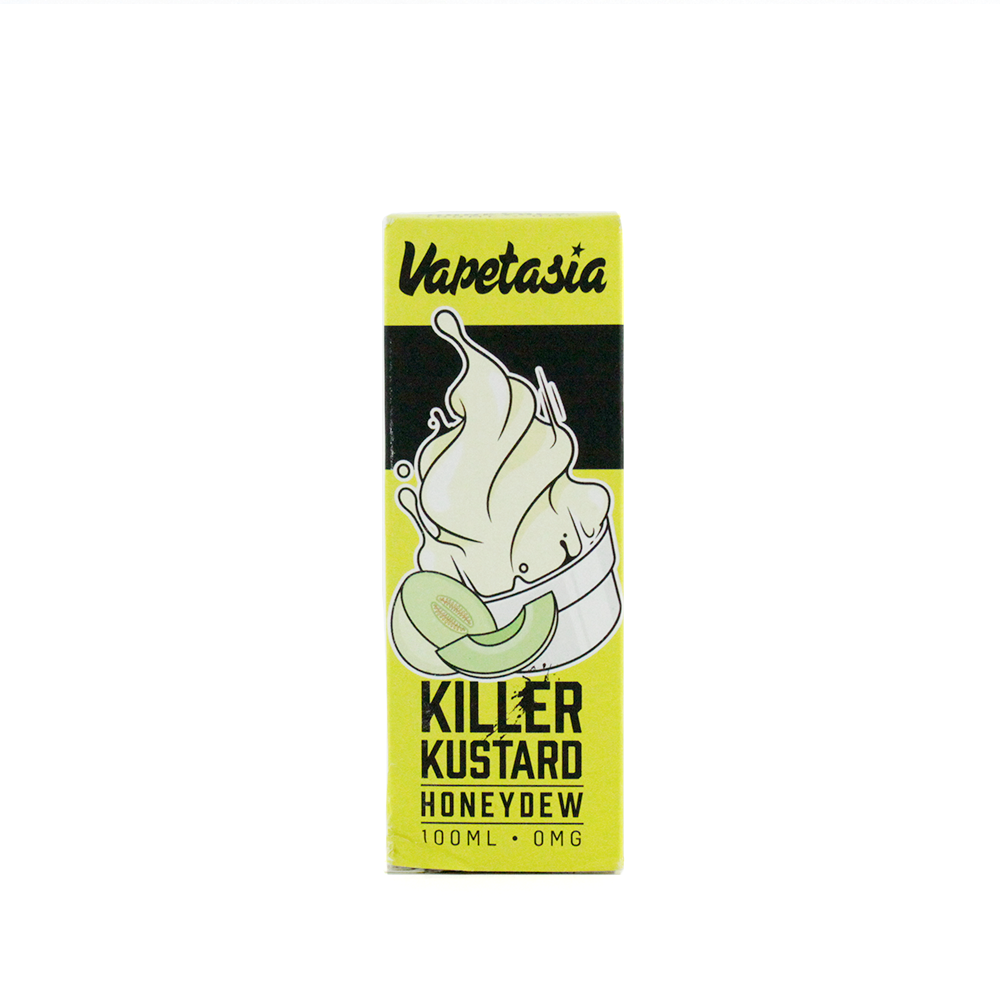 Killer Kustard Honeydew Vapetasia E-Juice Box - Cheap Juice