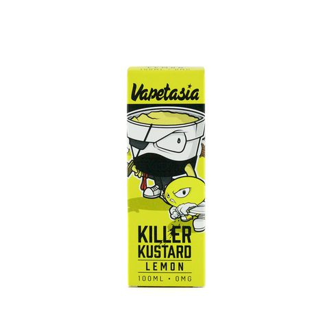 Killer Kustard Lemon Vapetasia E-Juice Box - Cheap Juice
