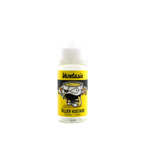 Killer Kustard Vapetasia E-Juice - Cheap Juice