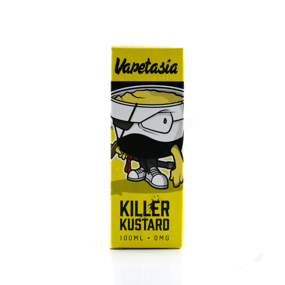 Killer Kustard Vapetasia E-Juice Box - Cheap Juice