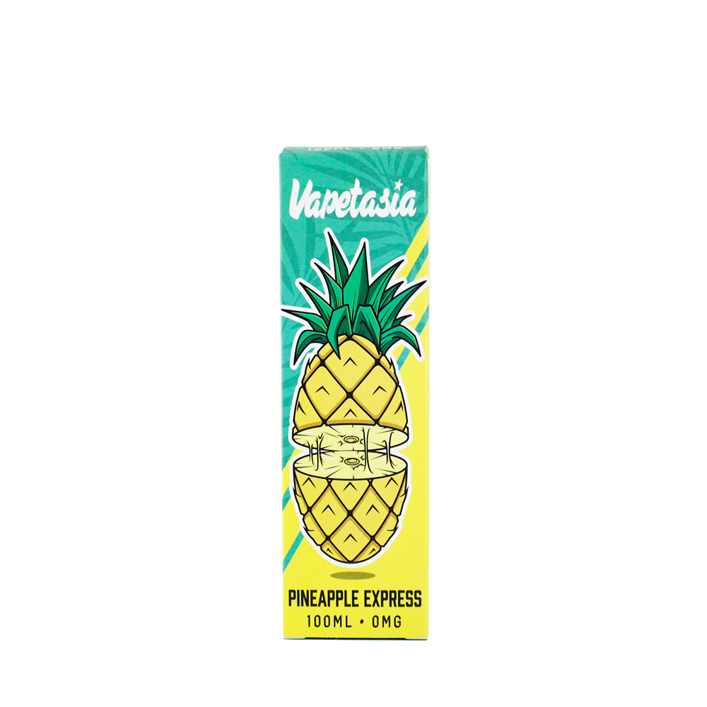 Pineapple Express Vapetasia E-Juice Box - Cheap Juice