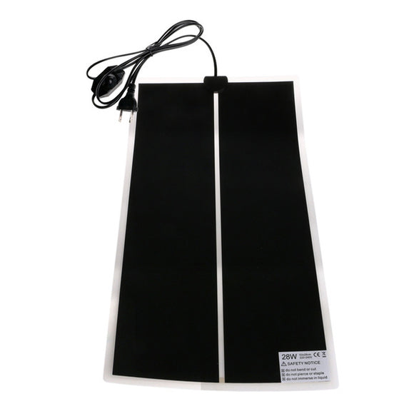 28W - Adjustable Temperature Reptile Heating Pet Mat - M.R. Pet Supplies