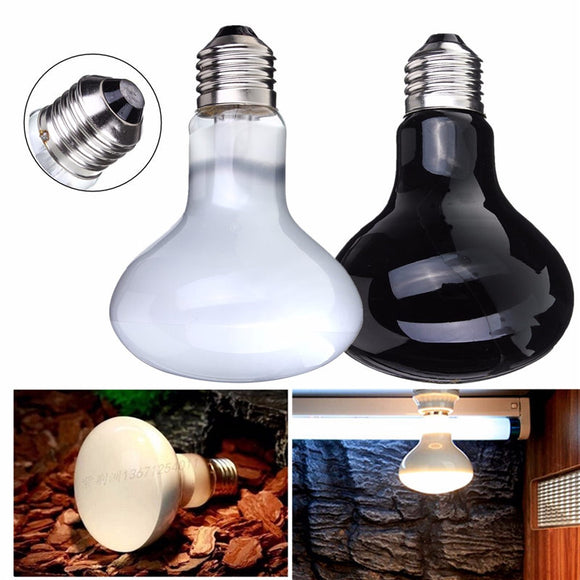 Heat UVA 100W  Light Bulb Basking / Heating Lamp Bulbs - M.R. Pet Supplies