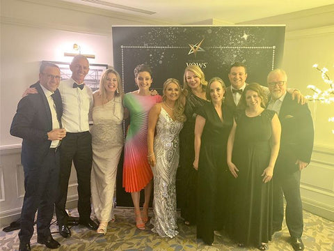 Judging team VOWS awards 2019