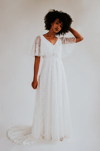 Flowerdeep Dress