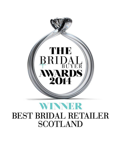 Bridal Buyer Awards Winner 2014
