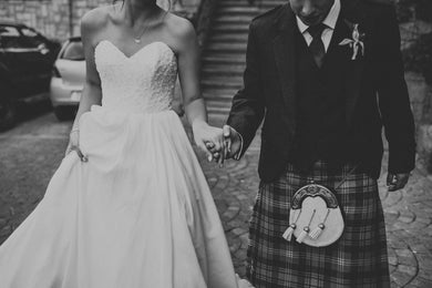 A Scottish Wedding Day in Johannesburg
