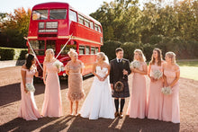 A Vibrant Country Setting for an Exquisite Suzanne Neville Bride