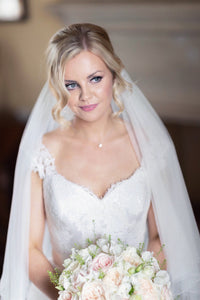 All About the Detail for our Stunning Suzanne Neville Bride!
