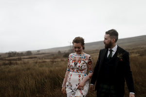 A Moody Scottish Setting for a Burst of Temperley Colour